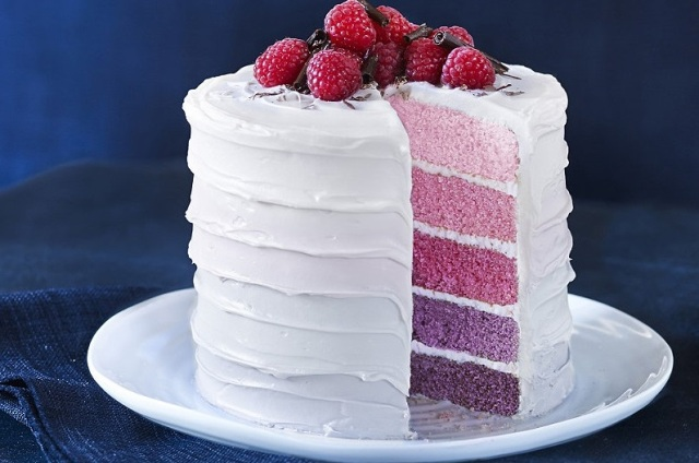 red-layered-cake